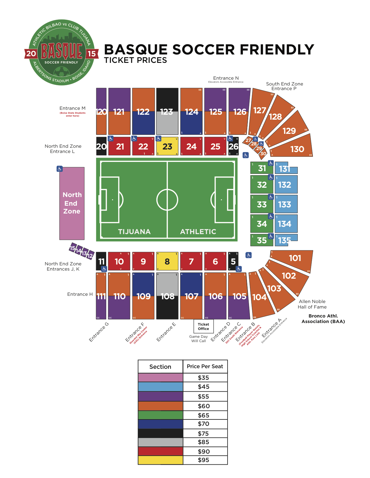 2015 Basque Soccer Ticket Map
